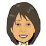 日本ミシンサービス株式会社の問い合わせ担当直井の顔写真です