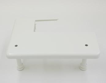 写真:ジャノメミシン 「カバーステッチ専用テーブル」(カバーステッチミシン)