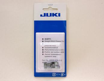 写真:JUKI(ジューキ) 「直線押え」(家庭用ミシン)