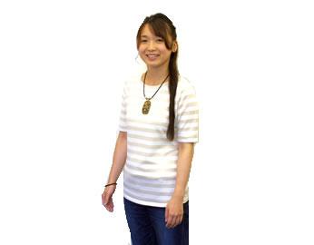 Tシャツ・クルーネックシャツ・丸衿リブシャツ