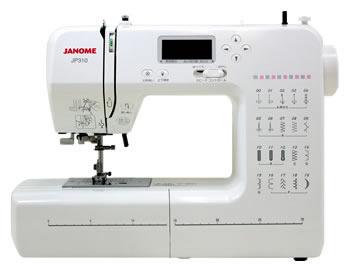 写真:ジャノメミシン 「JP310」