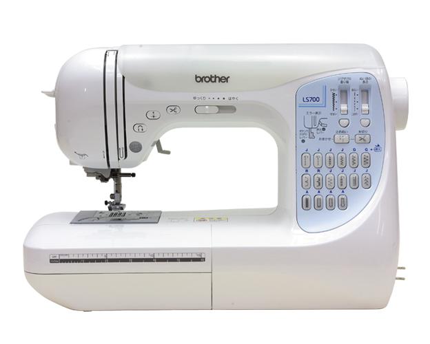 ブラザーミシンLS700-1